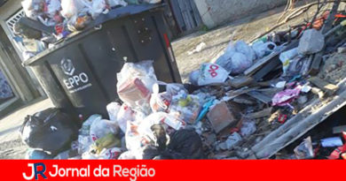 Moradores de Cabreúva pedem volta da coleta de lixo