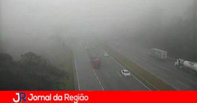 Concessionárias alertam para neblina nas pistas