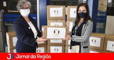 Fundação Cintra Gordinho doa 18 mil máscaras