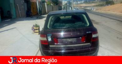 Ladrões estão furtando placas de veículos