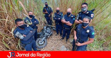 Guarda de Campo Limpo localiza mais uma moto roubada