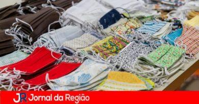 Fundo Social doa 14 mil fraldas e 10 mil máscaras