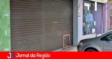 Comércio não essencial volta a fechar em Várzea Paulista