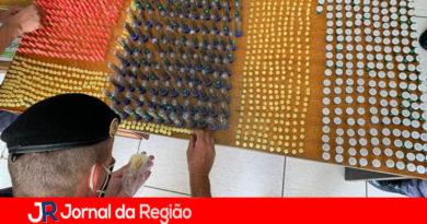 GM e PM de Várzea apreendem grande quantidade de drogas