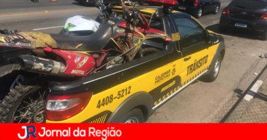 Policiais Civis do 6º DP localizam motos furtadas
