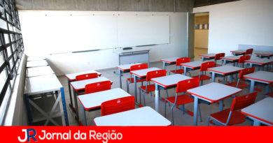 Várzea Paulista suspende as aulas na Fase Vermelha