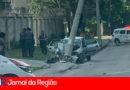 Morre motorista que bateu carro em poste