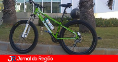 Bike furtada de condomínio na Vila Rami
