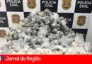 DISE apreende 45 Kg de drogas em operação regional