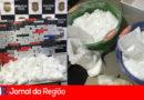 DISE apreende 236 Kg de cocaína em condomínio de Jundiaí