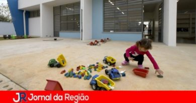 EMEB Fernanda de Favre está pronta no Residencial Jundiaí