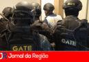 GATE prende homem que surtou em prédio de Itatiba