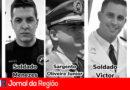 PMs mortos por falso policial são sepultados