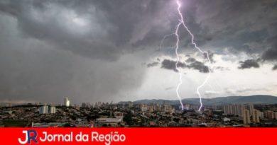Frente fria se aproxima e volta a chover em Jundiaí no domingo (24)