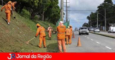 Prefeitura de Jundiaí continua com mutirão de corte de mato