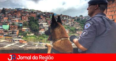 BAEP reforça o policiamento das ruas de Jundiaí