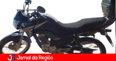Leitor tem moto roubada em Campo Limpo Paulista