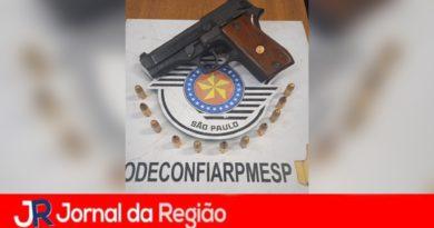PM prende homem armado em Várzea Paulista