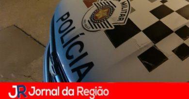 PM recupera carro roubado após perseguição