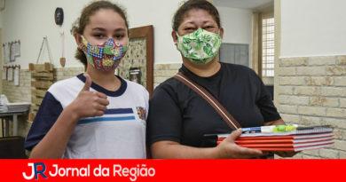 Pais aprovam qualidade de material escolar da Prefeitura de Jundiaí
