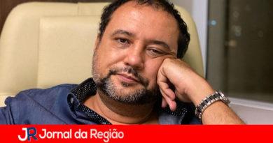 Apresentador Geraldo Luís está internado com complicações da Covid