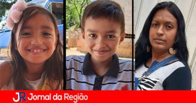 Mulher desaparece com dois filhos em Várzea Paulista