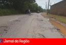 Deputado Alexandre Pereira anuncia reformas da Marginal do Rio Jundiaí