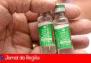 Começa agendamento para vacinar idosos de 65 anos e 2ª dose para profissionais da Saúde