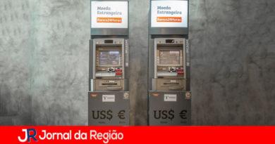 Itaú lança caixa eletrônico com Dólar e Euro