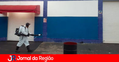 Prefeitura de Itupeva faz desinfecção de ruas
