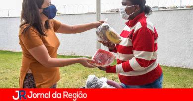 Prefeitura de Jundiaí chega a 51 toneladas de alimentos distribuídos durante a pandemia