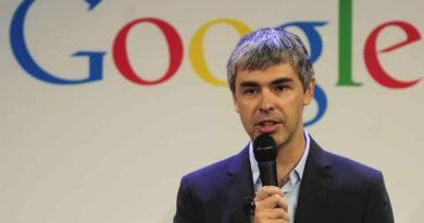 Fundador do Google entra para a lista de patrimônio de US$ 100 bilhões