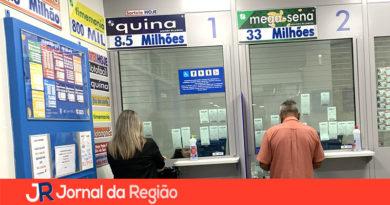 Mega-Sena sorteia nesta quarta prêmio de R$ 33 milhões