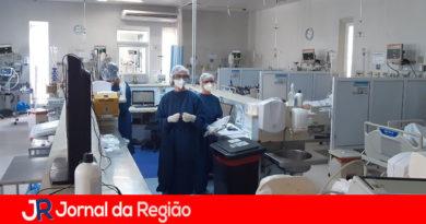 Região tem 87% dos leitos ocupados por pacientes Covid