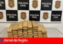 Dono de casa noturna é preso com 46 quilos de drogas