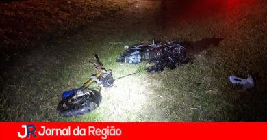Acidente com moto BMW deixa piloto em estado grave