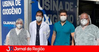 Cajamar passa a usar usina de oxigênio anexa à UPA