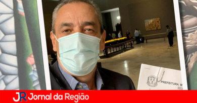 Prefeito de Várzea, Professor Rodolfo, faz reivindicações ao Estado