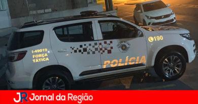 Polícia Militar prende ladrões de carro em Várzea Paulista