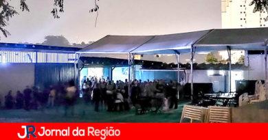 GMJ interrompe festa clandestina com mais de 200 pessoas
