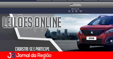Golpistas anunciam leilão de carros com endereço falso em Várzea Paulista