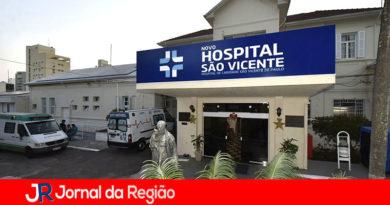 Hospital São Vicente reduz pela 25ª vez leitos utilizados por pacientes Covid