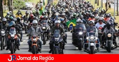 Passeio de moto de Bolsonaro neste sábado é até Jundiaí e volta para SP