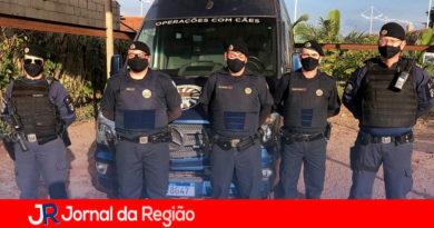 Caniul da Guarda Municipal de Itupeva. (Foto: Divulgação)