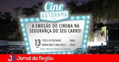 Cine Autorama. (Foto: Divulgação)