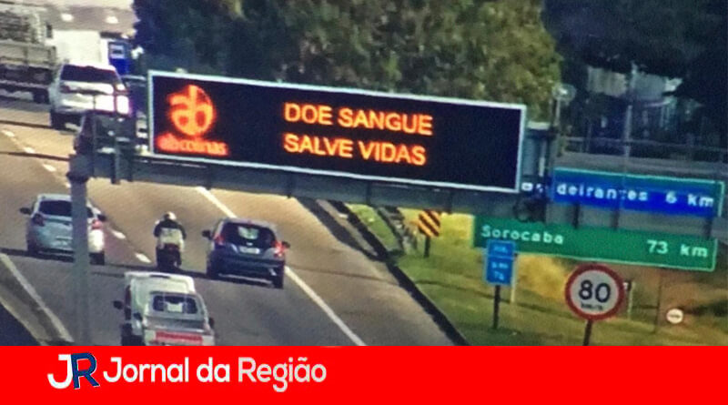 Campanha AB Colinas. (Foto: Divulgação)