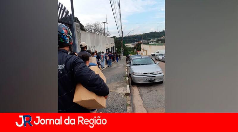 Correios em Campo Limpo Paulista. (Foto: Divulgação)