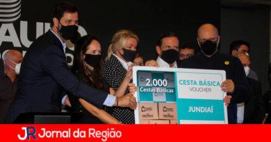 João Doria em Jundiaí. (Foto: Mauro Utida)
