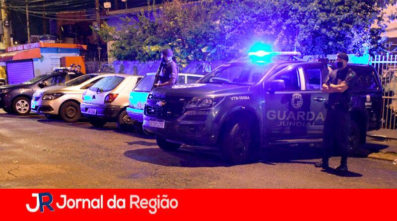 Guarda Municipal de Jundiaí. (Foto: Divulgação)