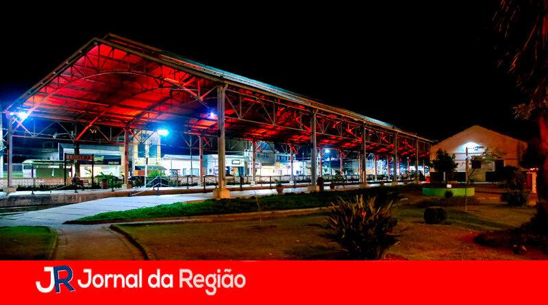 Estação ferroviária de Louveira. (Foto: Divulgação)